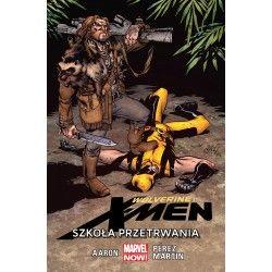 WOLVERINE I X-MEN tom 2...
