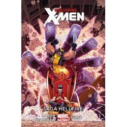 WOLVERINE I X-MEN tom 3...