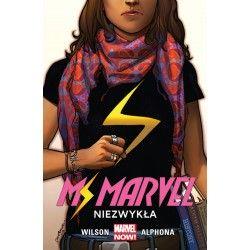 MS MARVEL tom 1 Niezwykła