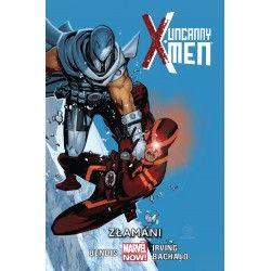 UNCANNY X-MEN tom 2 Złamani