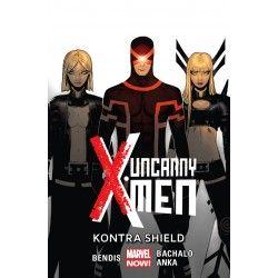 UNCANNY X-MEN tom 4 Kontra...