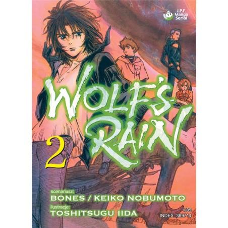 WOLFS RAIN tom 2