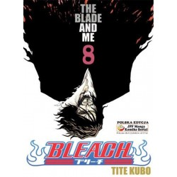 BLEACH tom 8