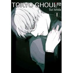 TOKYO GHOUL :Re tom 8