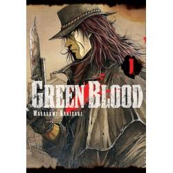 GREEN BLOOD tom 1