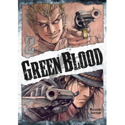 GREEN BLOOD tom 2