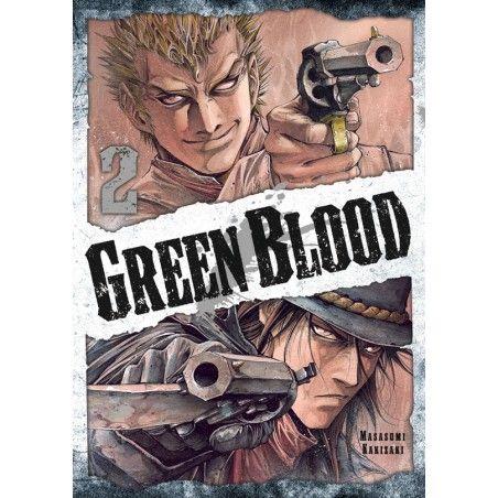 GREEN BLOOD tom 2