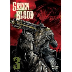 GREEN BLOOD tom 3