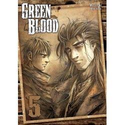 GREEN BLOOD tom 5