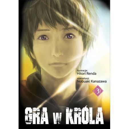 GRA W KRÓLA tom 3