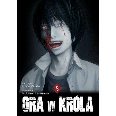 GRA W KRÓLA tom 5