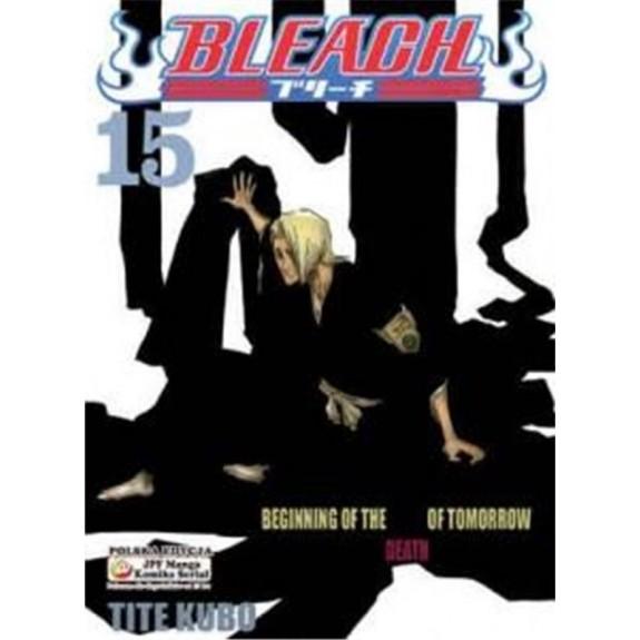 BLEACH tom 15