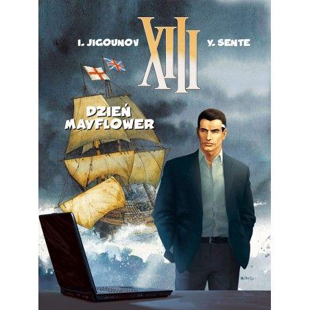XIII tom 20 Dzień Mayflower