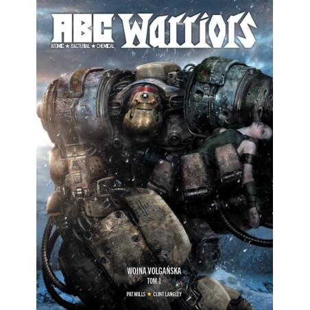 ABC WARRIORS tom 1 Wojna Volgańska