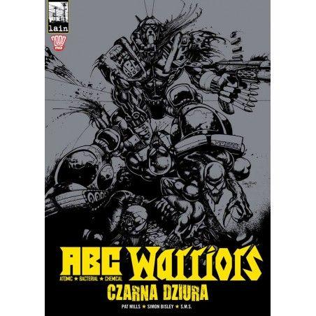 ABC WARRIORS: CZARNA DZIURA - WYDANIE II
