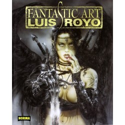 FANTASTIC ART LUIS ROYO...