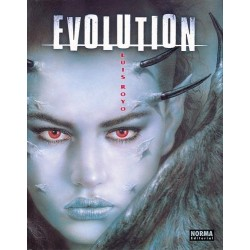 EVOLUTION LUIS ROYO Artbook