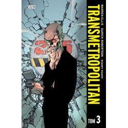 TRANSMETROPOLITAN tom 3...