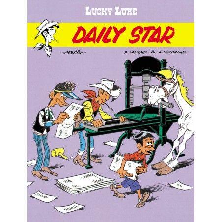 LUCKY LUKE tom 53 Daily Star