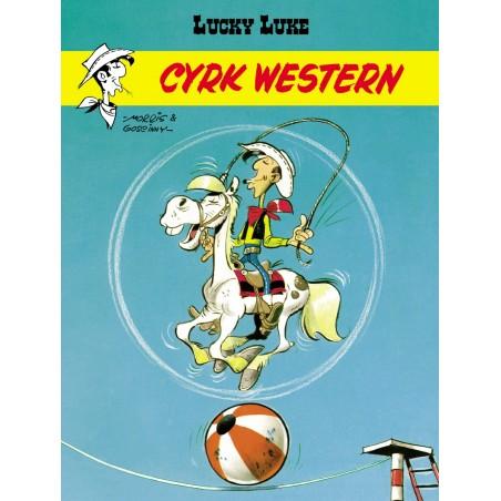LUCKY LUKE tom 36 Cyrk Western