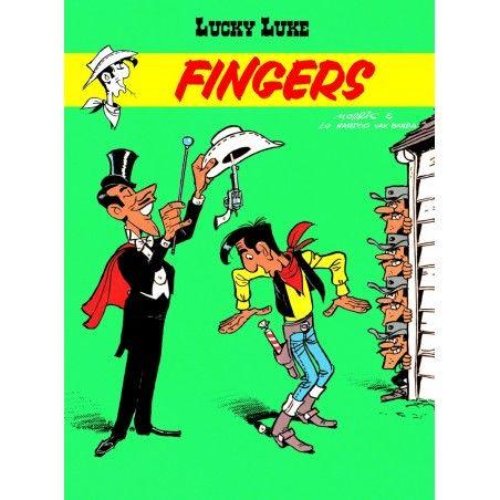 LUCKY LUKE tom 52 Fingers