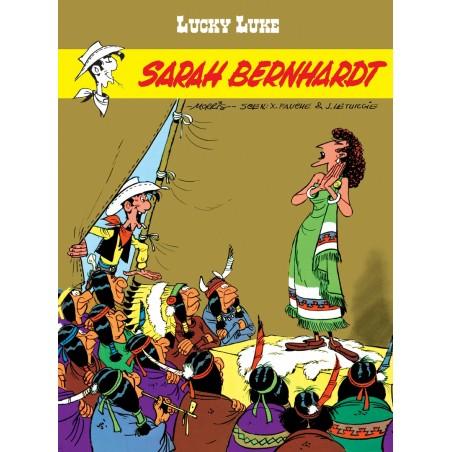 LUCKY LUKE tom 49 Sarah Bernhardt