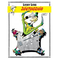 LUCKY LUKE tom 33 Żółtodziób