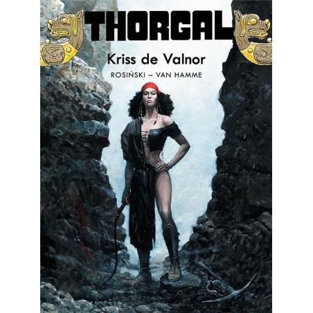 THORGAL tom 28 Kriss de Valnor (oprawa twarda)