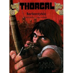 THORGAL tom 27 Barbarzyńca...