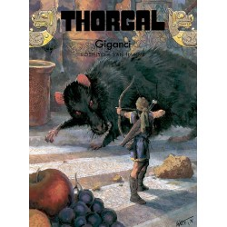 THORGAL tom 22 Giganci...