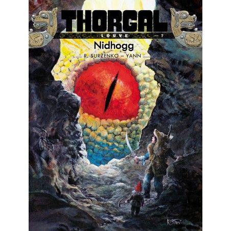 THORGAL LOUVE tom 7 Nidhogg (oprawa twarda)