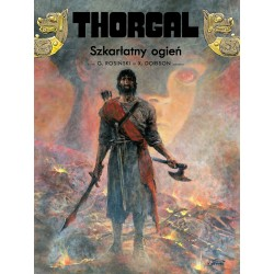 THORGAL tom 35 Szkarłatny...
