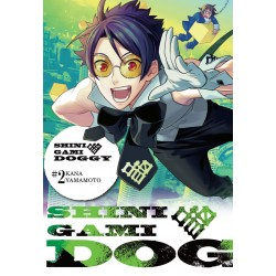 SHINIGAMI DOGGY tom 2