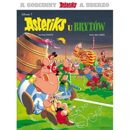 ASTERIKS tom 7 Asteriks u Brytów