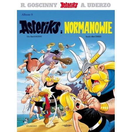 ASTERIKS tom 9 Asteriks i Normanowie