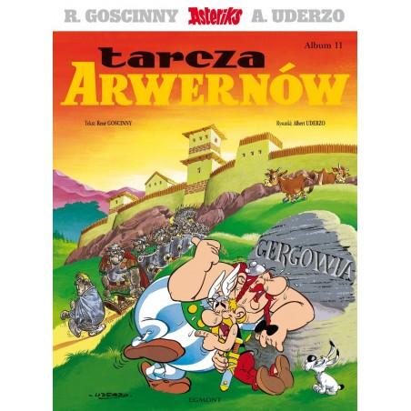ASTERIKS tom 11 Tarcza Arwernów