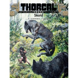 THORGAL LOUVE tom 5 Skald...