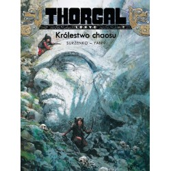 THORGAL - LOUVE tom 3...