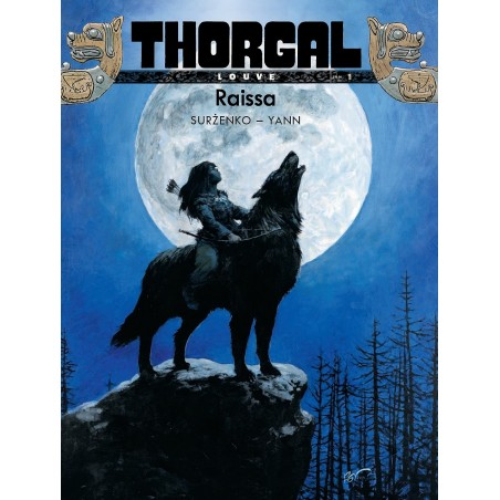 THORGAL LOUVE tom 1 Raissa (oprawa miękka)