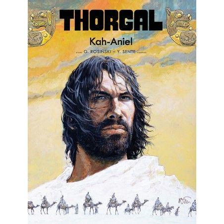 THORGAL tom 34 Kah-Aniel (oprawa twarda)