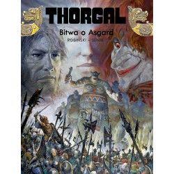 THORGAL tom 32 Bitwa o...