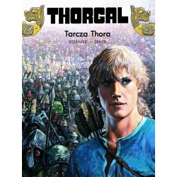 THORGAL tom 31 Tarcza Thora...