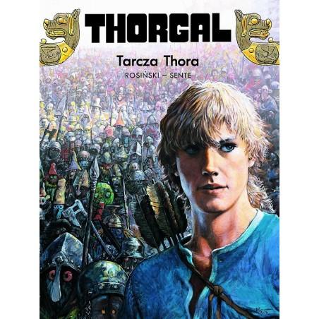 THORGAL tom 31 Tarcza Thora (oprawa twarda)