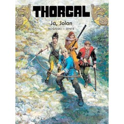 THORGAL tom 30 Ja, Jolan...