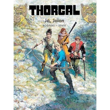 THORGAL tom 30 Ja, Jolan (oprawa twarda)