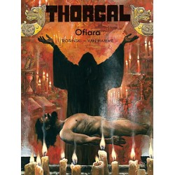 THORGAL tom 29 Ofiara...