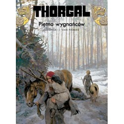THORGAL tom 20 Piętno...