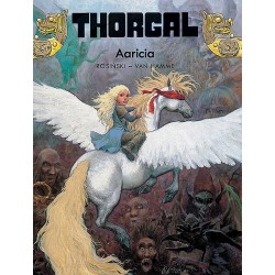 THORGAL tom 14 Aaricia...