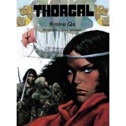 THORGAL tom 10 Kraina Qa...