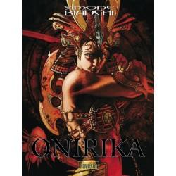 ONIRIKA Simone Bianchi Artbook